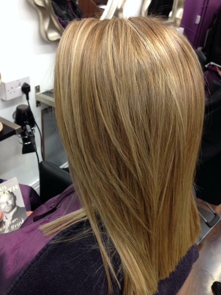 What Are Highlights Zinc Hair Amp Beauty Dublin