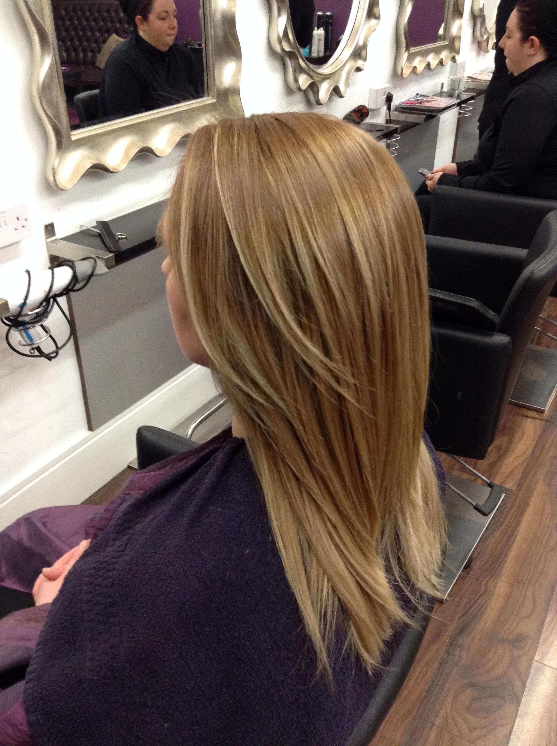 What Are Highlights Zinc Hair Beauty Dublin